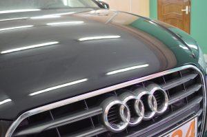 Кузовной ремонт Ауди в москве
