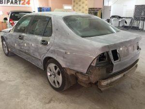 Кузовной ремонт Сааб в Москве