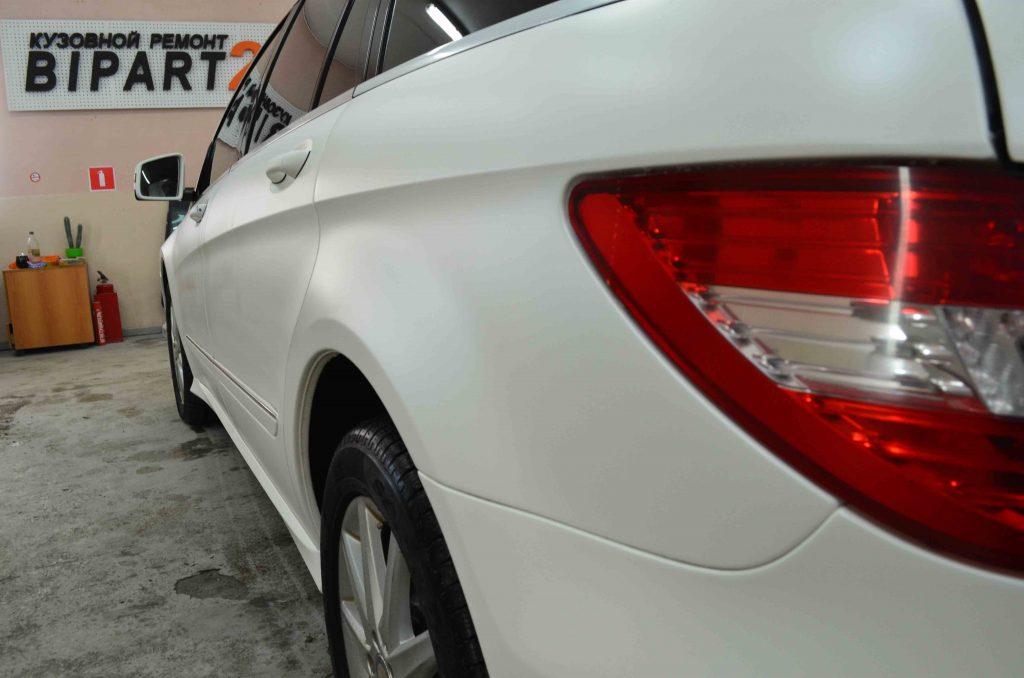 Мерседес R-Класс полная покраска BIPART24, покраска матовым лаком, Кузовной ремонт, кузовные работы, кузовной ремонт Москва, кузовные работы Москва
