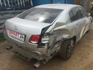 Кузовной ремонт Лексус в Москве