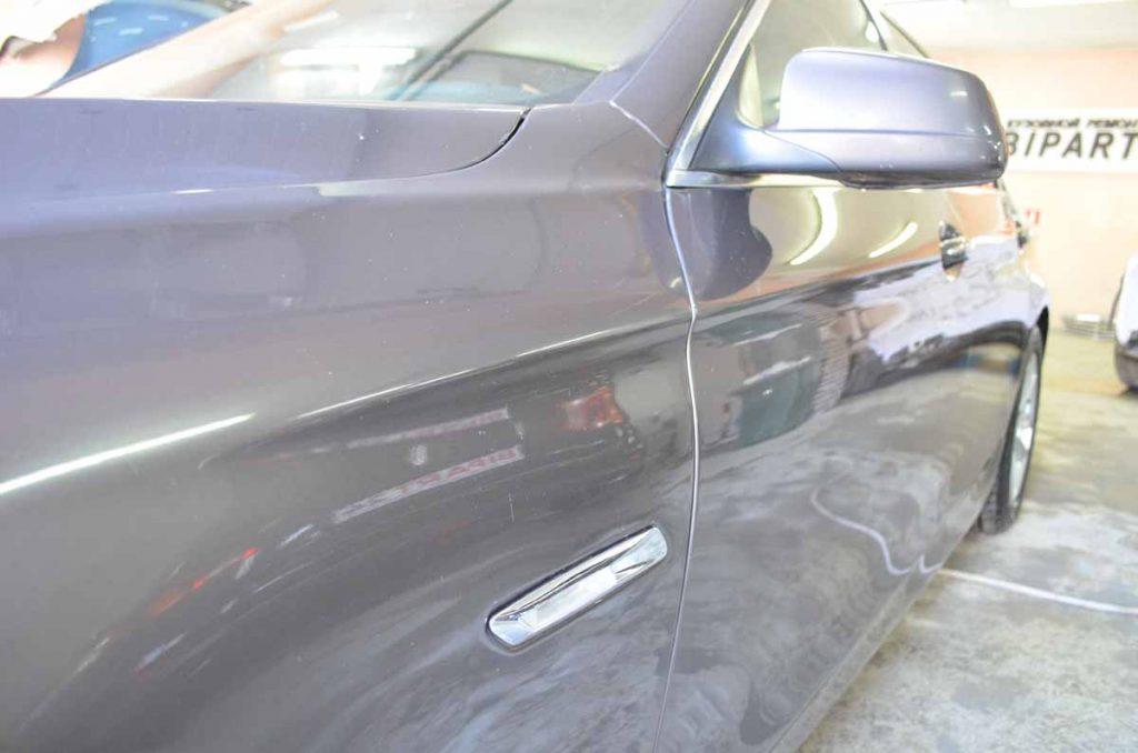 Ремонт крыла и двери BMW
