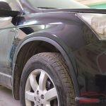 Ремонт переднего правого крыла Хонда CR-V в BIPART24