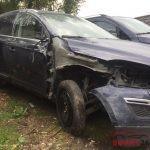 Кузовной ремонт Вольво XC60 – правая сторона