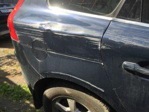 кузовной ремонт вольво XC90